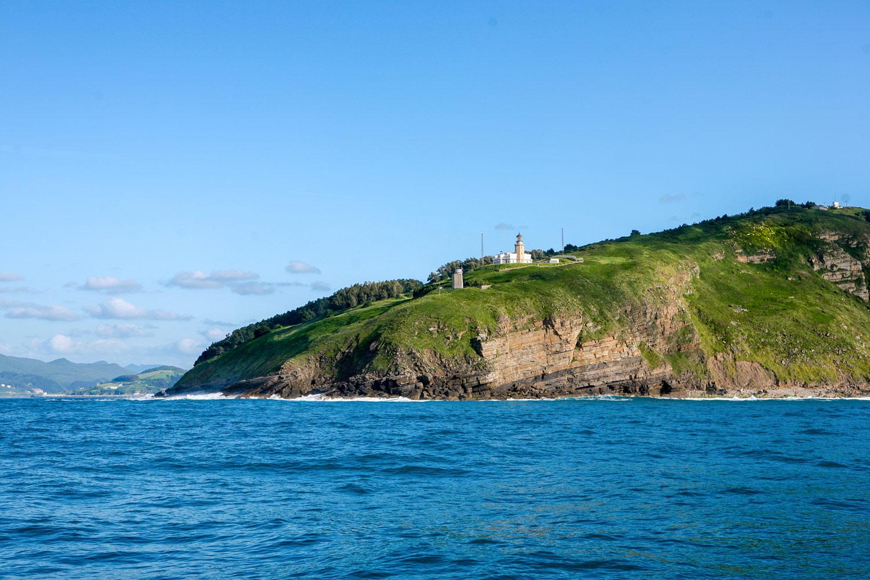 Cabo Matxitxako, de faros e historias naúticas