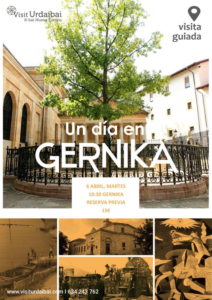 Visita guiada en Gernika
