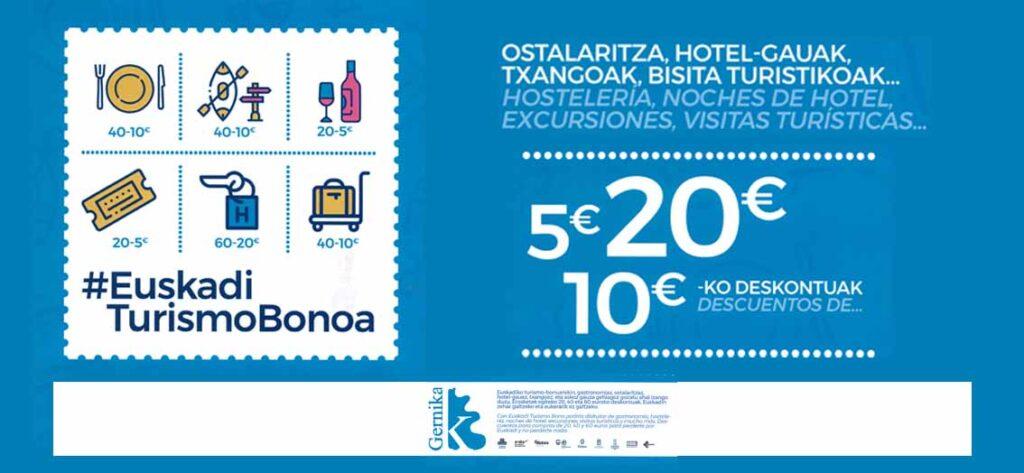 Euskadi Bono turismo